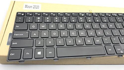 Original New for Dell Vostro 15 3546 3558 3559 US Backlit Keyboard