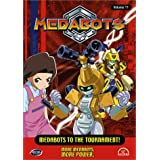 Medabots, Vol. 11: Medabots to the Tournament