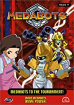 Medabots - Medabots to the Tournament (Vol. 11)