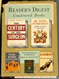 LOBO, THE CENTURY OF THE SURGEON, BY LOVE POSSESSED, DUEL WITH A WITCH DOCTOR, WARM BODIES READER'S DIGEST CONDENSED BOOKS AUTUMN 1957