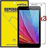 【3枚パック】【ShineZone】HuaWei MediaPad T1 7.0 専用液晶保護フィルム 気泡軽減 高光沢タイプ