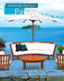 Patios and Decks, Coleen Cahill, 1402708912