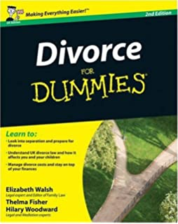 Diy divorce and separation the expert guide to representing divorce for dummies 2nd uk edition solutioingenieria Image collections