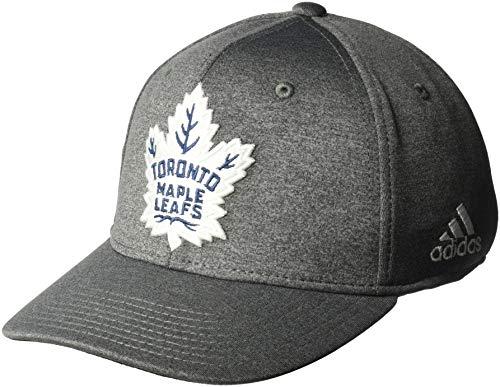 673621f4f73 adidas NHL Toronto Maple Leafs Structured Flex Hat