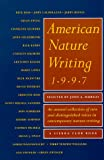 American Nature Writing 1997, John A. Murray, 0871563959