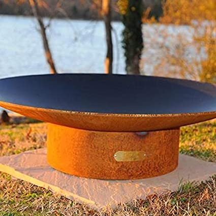 Fire Pit Art Asia 48-inch Wood Burning Fire Pit - Amazon.com : Fire Pit Art Asia 48-inch Wood Burning Fire Pit : Home