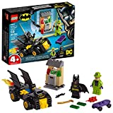LEGO DC Batman: Batman vs The Riddler Robbery 76137 Building Kit (59 Pieces)