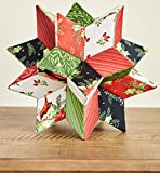 Indygo Junction Fabri Flair Large Radiant Star Dimensional Paper Piecing Kit