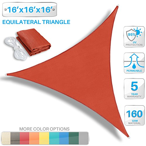 Patio Paradise Shade Triangle Canopy product image