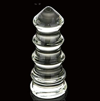 Will last triple play pleaser glass dildo not see
