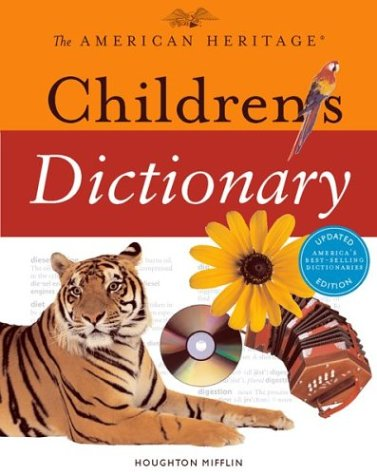 the american heritage dictionary of the english language essay Noah webster and america's first dictionary  brothers bought the unsold copies of the 1841 edition of an american dictionary of the english language,.