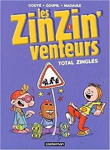 """Afficher """"Les ZinZin'venteurs. n° 1 Total zinglés"""""""