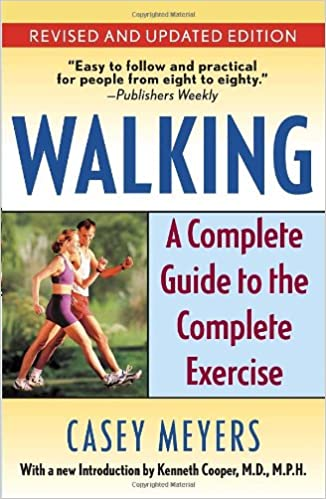 Book Walking: A Complete Guide to the Complete Exercise