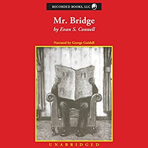 Mr. Bridge Audiobook