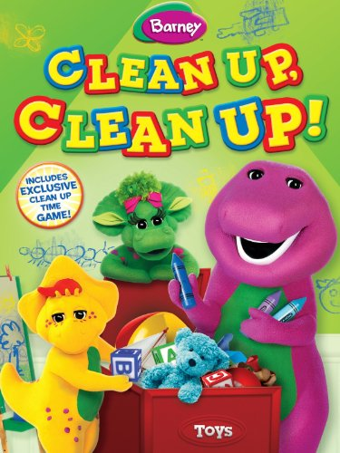 2 Window Caboose - Barney: Clean Up, Clean Up!