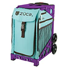 "Zuca ""Calypso"" Sport Insert Bag with Sport Frame (Choose Your Frame Color)"