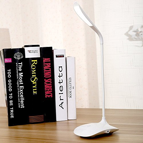 SinoPro Cordless LED Desk Lamp