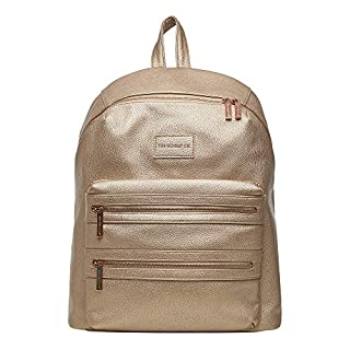 The Honest Company City Backpack, Rose Gold