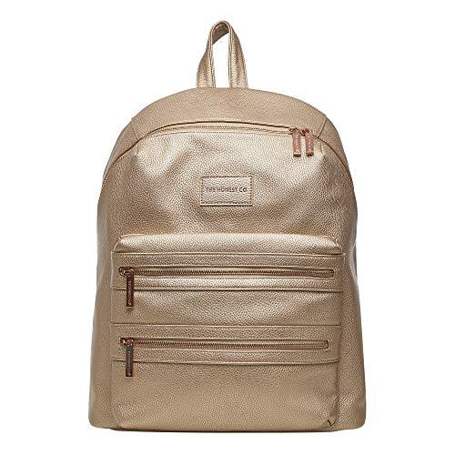 [해외]정직한 회사 시티 백팩 로즈 골드 / The Honest Company City Backpack Rose Gold