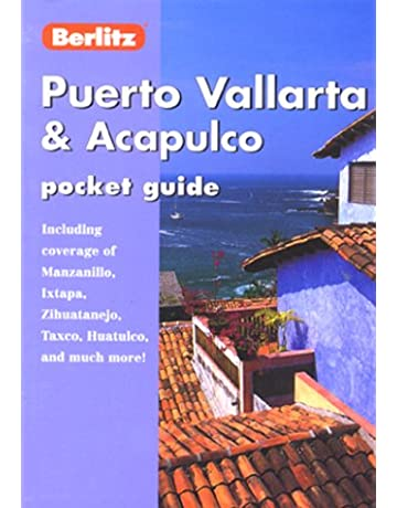 PUERTO VALLARTA   ACAPULCO POCKET GUIDE (Pocket Guides) 046e13cbca5