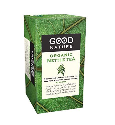 Good Nature Organic Nettle Tea,  1.07 - Tea Leaf Bags Nettle