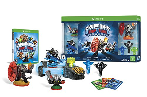 Skylanders Trap Team Dark Edition Starter Pack - Xbox One by Activision