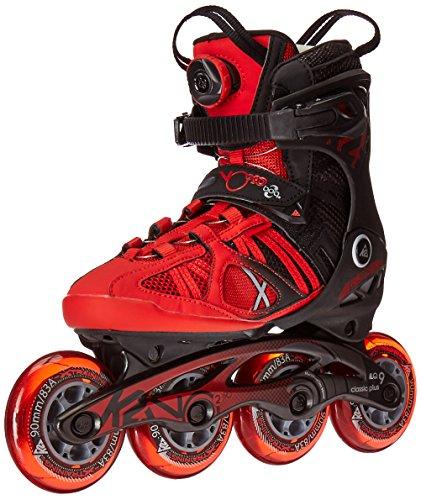 K2 Herren Inline Skate VO2 90 Boa M, Mehrfarbig, GR.EU 44, 30A0010.1.1.105