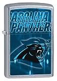 Personalized Zippo Lighter Carolina Panthers - Free Laser Engraving