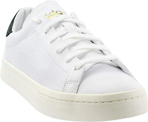 adidas Courtvantage Baskets de Sport pour Homme, Blanc