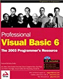 Professional Visual Basic 6: A Programmer's Resource