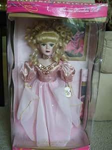 "Genuine Porcelain Doll Dancing Through the Centuries (18"")"