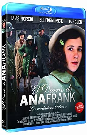 El diario de Ana Frank / The Diary of Anne Frank 2008 Blu-Ray ...