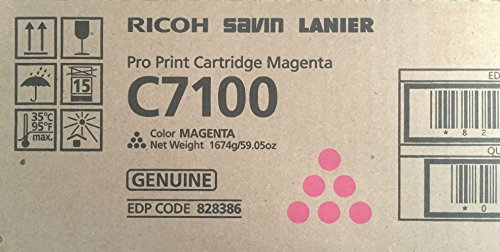 Ricoh 828386 Magenta Toner Cartridge