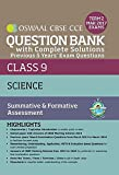 Oswaal CBSE CCE Question Bank with Complete Solutions for Class 9 Term II (October to March 2017) Science