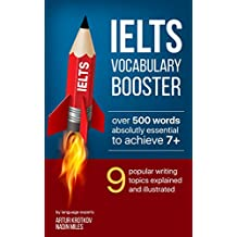 IELTS Vocabulary Booster: Learn 500+ words for IELTS essay