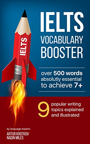 IELTS Vocabulary Booster: Learn 500+ words for IELTS essay ()