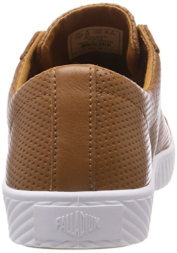 Palladium Pallaphoenix Og Leather, Sneaker Unisex – Adulto Marrone (Cuoio 151)