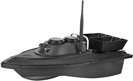 GoolRC Flytec V007 Fish Finder Fishing Bait Boat 1.5kg Loading 500m Remote Control Fixed Speed Double Motors RC Boat with 2 Battery