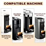 CAPMESSO Coffee Capsule, Stainless Steel Reusable