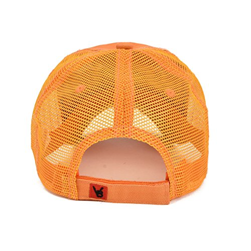 naranja hombre béisbol para Gorra de VOBOOM wx1RX4O