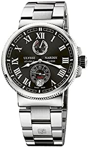 Ulysse Nardin Marine Chronometer Manufacture Men's Watch 1183-126-7M/42