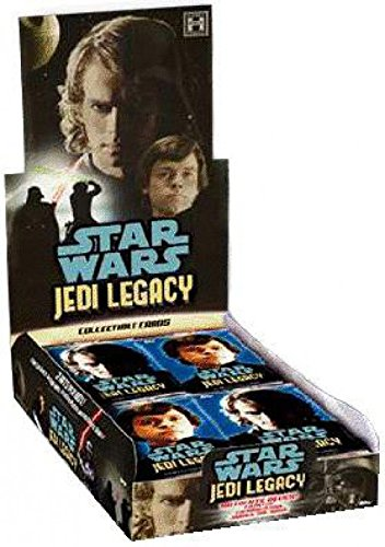 2013 Topps Star Wars Jedi Legacy Hobby Box (24 Packs)