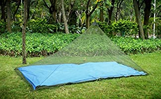 Unigear Mosquitera Camping Port/átil 2 Personas para Acampa Campa/ña Hamaca Red Antimosquitos Mosquito Net 240X140X130CM
