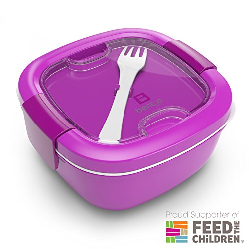 Bentgo Eco Friendly BPA Free Container Purple product image