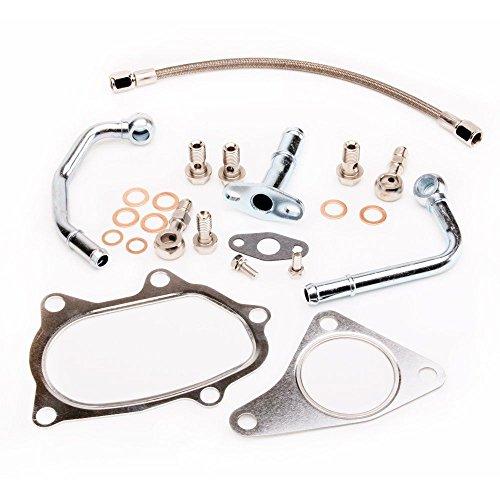 turbocharger oil line - 3