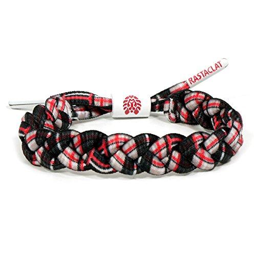 Price comparison product image Rastaclat Plaid Series Bree Shoelace Bracelet