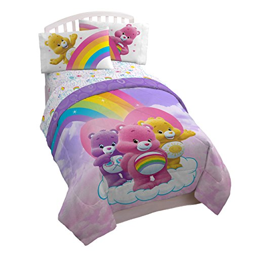 care-bears-rainbow-day-reversible-comforter-by-american-greeting