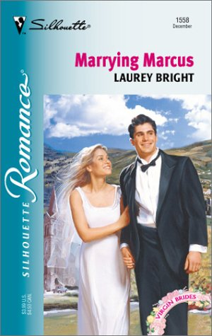 book cover of Marrying Marcus
