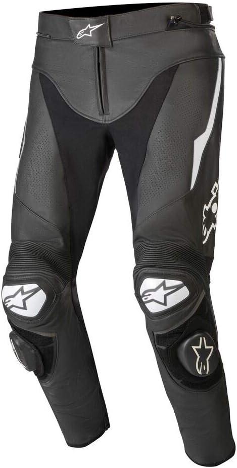 Alpinestars Track v2 - Pantalones de cuero para moto