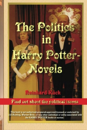 The Politics in Harry Potter Novels: The political item behind the stories